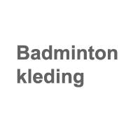 badminton kleding