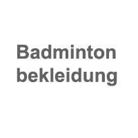 Badminton bekleidung