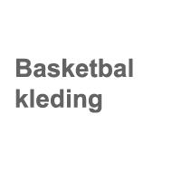 Basketbal kleding