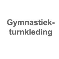 Gymnastiekkleding, turnkleding