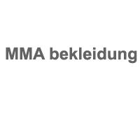 MMA bekleidung