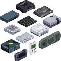 retro spelcomputers