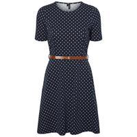 korte mouwen jurk