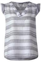 blouses zonder mouwen