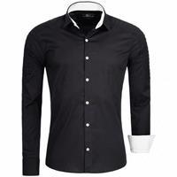slim-fit overhemden