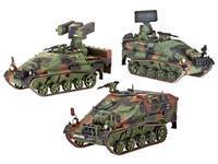 modelbouw militaire voertuigen