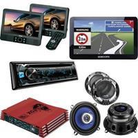 Auto audio/video