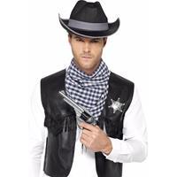 cowboy verkleed accessoires