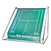 Tennis balwanden