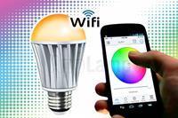 bluetooth en wifi led lampen