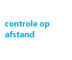 controle op afstand