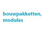 bouwpakketten, modules