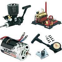 modelbouw motoren