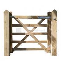 hekken, poorten