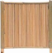 schuttingen bamboe