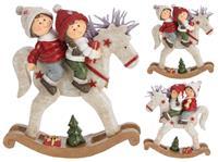 kerstfiguren polystone