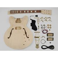 zelfbouw gitaarpakket