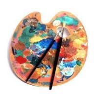 Kleuren en schilderen