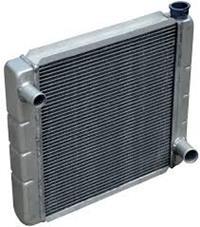 Radiator, onderdelen