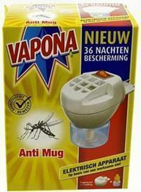 muggen bestrijding
