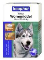 hond ontworm producten