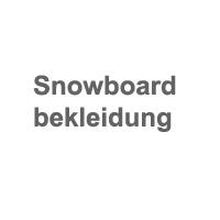 Snowboard bekleidung