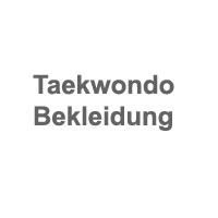Taekwondo Bekleidung