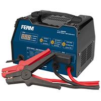 FERM BCM1020 Acculader met starthulp 6V/12V - 12Ah