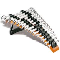 Beta 42/SP15 15 Delige Ringsteeksleutels set met standaard - 6-15mm