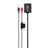 CTEK CTX Battery Sense Accubewaker 12 V Bluetooth verbinding, Geschikt voor app, Laadcontrole 20 mm x 50 mm x 24 mm