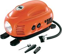 Black & Decker ASI200 Compressor - 8,27 bar