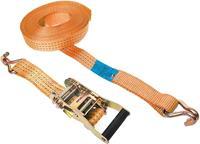 ProPlus Spanband met ratel en 2 haken 8m 320264