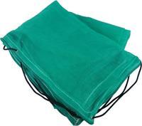 Carpoint Aanhangernet 250x450cm fijnmazig - groen