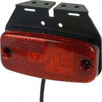 Carpoint zijlamp 9 32 Volt led 112 x 50 mm rood