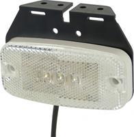 Carpoint zijlamp 9 32 Volt led 112 x 50 mm wit