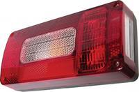 Carpoint achterlicht 12 Volt met 5 functies 220 x 100 mm links