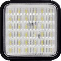 Carpoint achteruitrijlamp 12 Volt led 95 x 95 mm wit