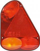 Carpoint combinatieverlichting 12 Volt halogeen 215 mm links