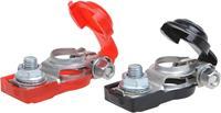 ProPlus accuklemmenset met bescherming (+) en ( ) DIN 16/18 mm