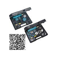 hazet 4800/7 7-delige Koeleradapter