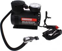Carpoint mini luchtcompressor 12V 17 Bar kunststof zwart