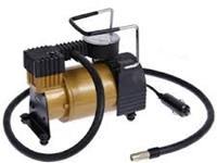 Carpoint luchtcompressor 12 Volt 7 Bar zwart/goud