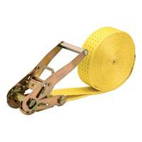 Spanband (eendelig) Trekkracht (lc) vastbinden (enkel/direct)=2000 daN (l x b) 8 m x 50 mm Wolfcraft 3277000