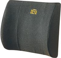 Defa lendekussen grijs 37 x 33 cm