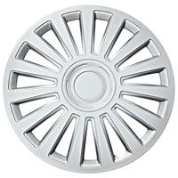 Car Plus wieldop California 14 inch ABS zilver per stuk