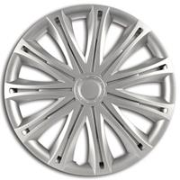 Car Plus wieldop Alabama 15 inch ABS zilver per stuk