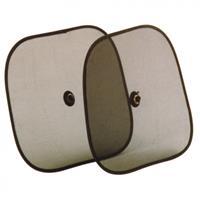 carpoint Zonnescherm zijruit 38 x 45cm 2 stuks