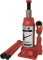 Carpoint Potkrik 2000kg hydraulisch met hefhoogte 155-325 mm - rood