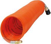 carpoint luchtslang voor compressor 10 meter oranje