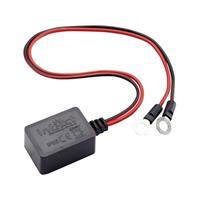 Intact Accubewaker 6 V, 12 V, 24 V Bluetooth verbinding, Geschikt voor app, Laadcontrole